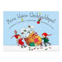 Malbuch mit elfen und wichteln gr tz verlag - Bilder weihnachtspost ...
