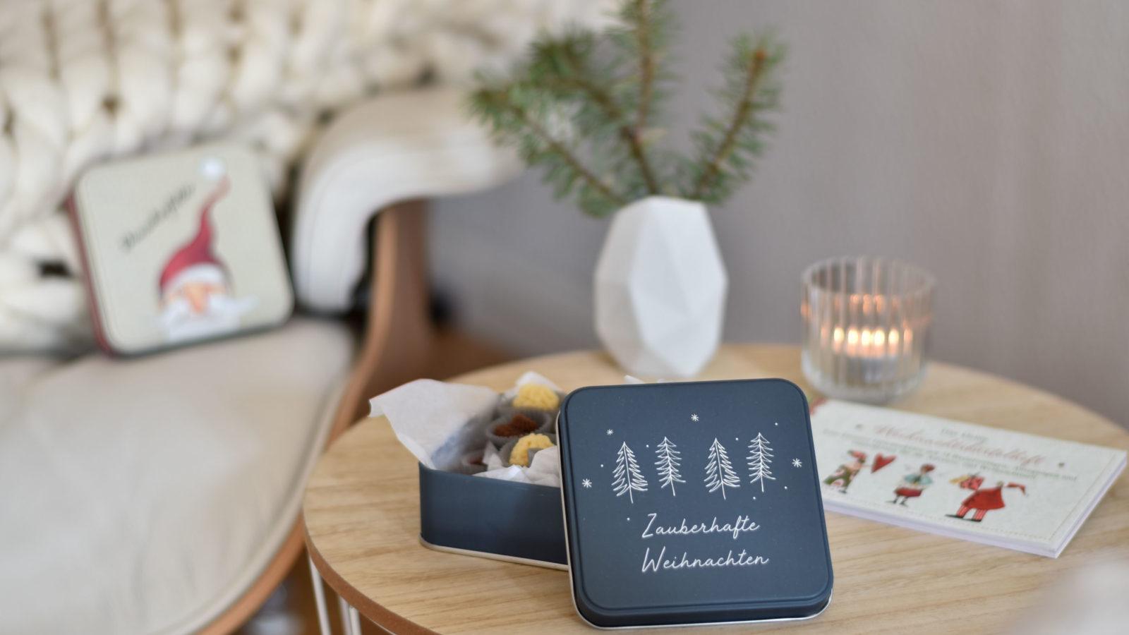 Mit Liebe schenken – Selbstgemachte Weihnachtsgeschenke