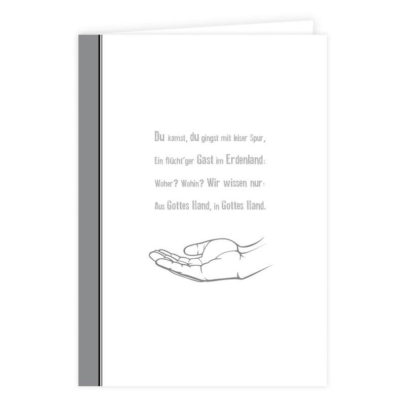 text für trauerkarte