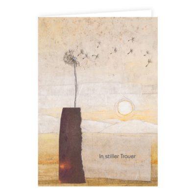 Trauerkarte schreiben – Auswahl an Karten