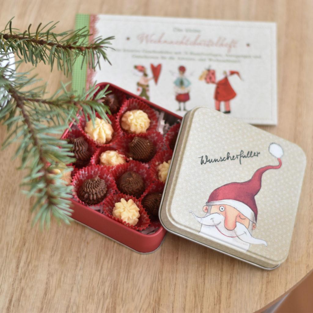 selbstgemachte Geschenke in Geschenkdose Grätz Verlag