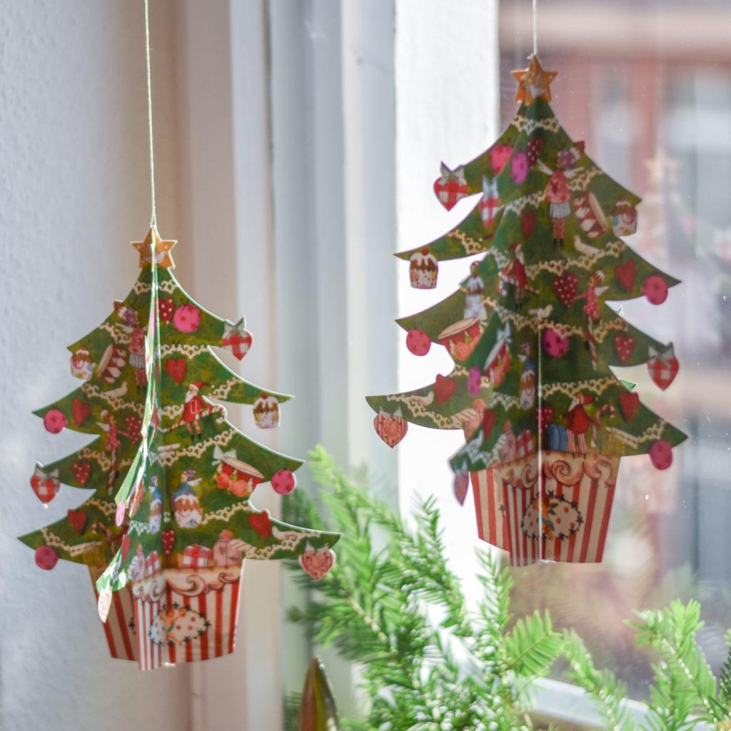 Selbstgemachte Geschenke aus Papiergirlande Grätz Verlag