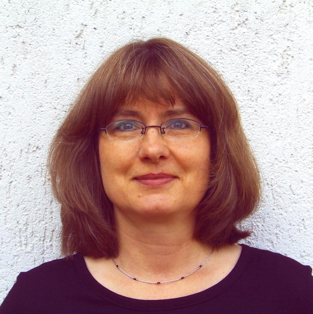 Autorin Ingrid Annel