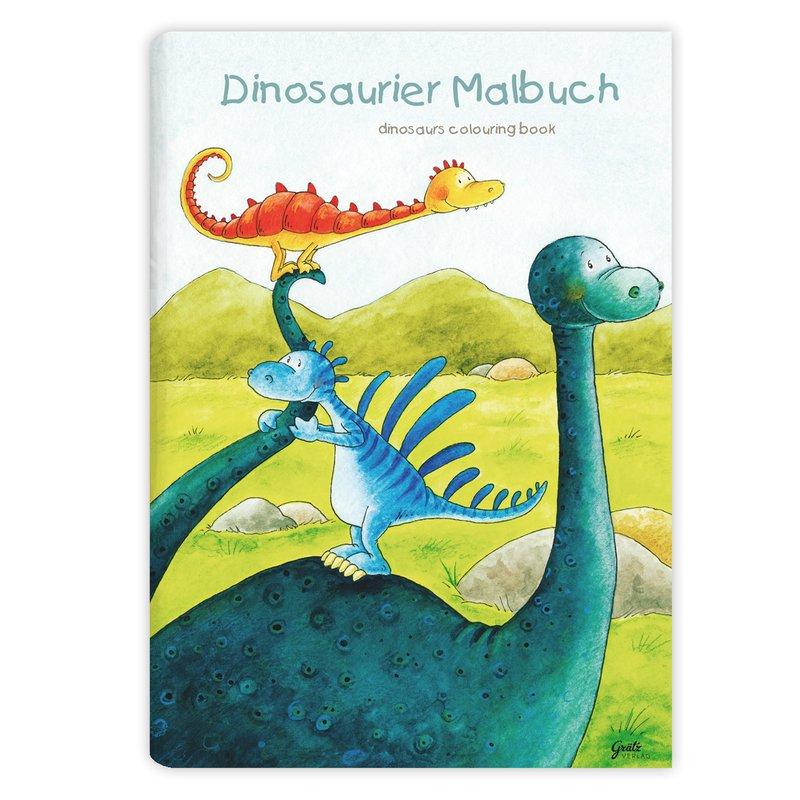 Tier Malbücher  für Kinder Grätz Verlag