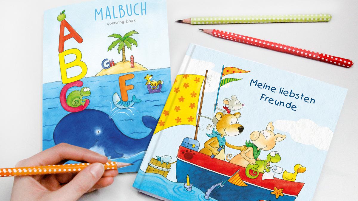 Schulanfang: Ideen zum Befüllen der Schultüte - Grätz Verlag Blog