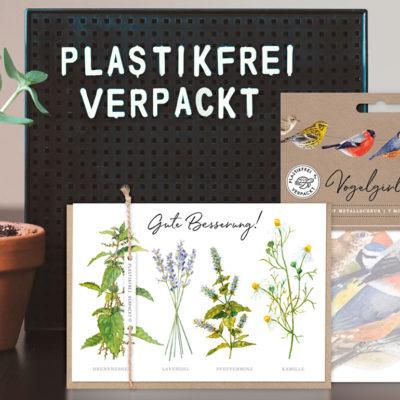Plastikfrei Verpackt