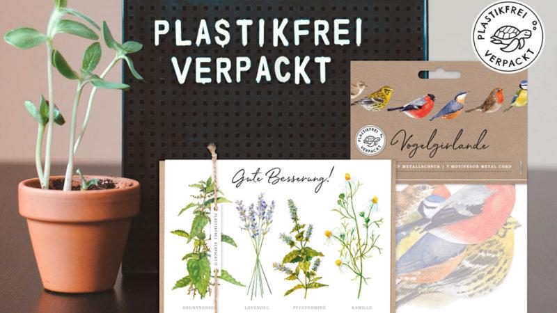 Grätz Verlag entwickelt Produkte ohne Plastikverpackungen