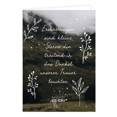 Trauerkarte Für Eltern Die Ihr Kind Verloren Haben
