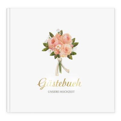 Gästebuch Unsere Hochzeit 1500