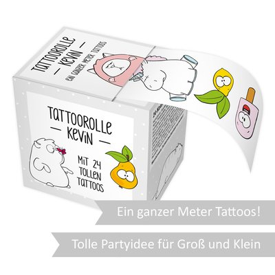 Tattoobox Kevin und Co.
