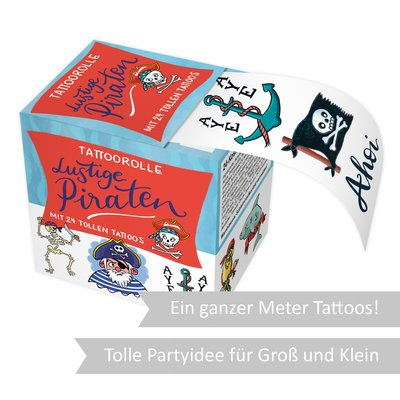 Tattoobox Piraten