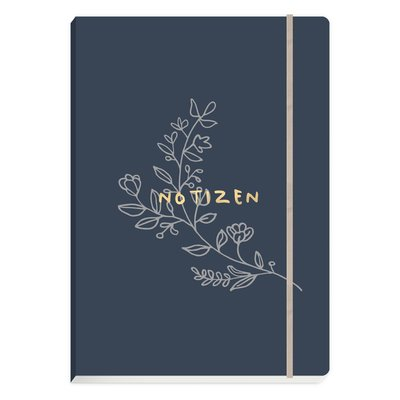 Notizbuch DIN A5 Notizen